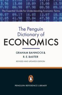 Книга The Penguin Dictionary of Economics