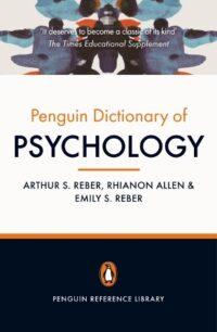 Книга The Penguin Dictionary of Psychology