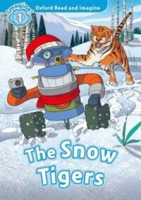 Книга The Snow Tigers