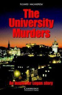 Книга The University Murders with Downloadable Audio