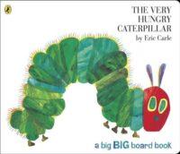 Книга The Very Hungry Caterpillar: A Big Board Book