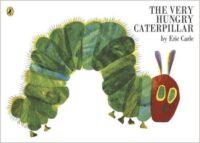 Книга The Very Hungry Caterpillar Board Book