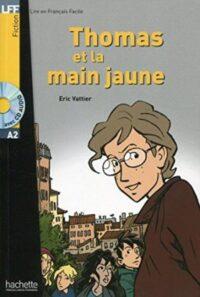 Книга Thomas et la Main Jaune