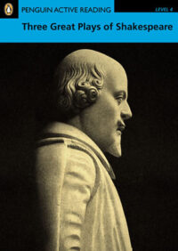 Книга Three Great Plays of Shakespare with CD-ROM