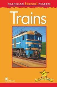 Книга Trains