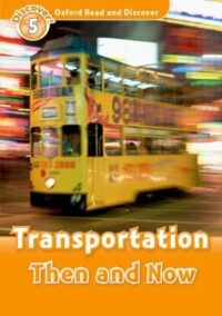 Книга Transportation Then and Now