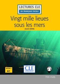 Книга Vingt mille lieues sous les mers