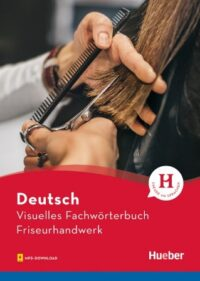 Книга Visuelles Fachwörterbuch: Friseurhandwerk