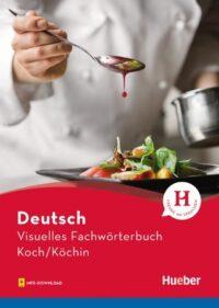 Книга Visuelles Fachwörterbuch: Koch/Köchin