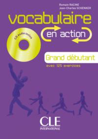Книга Vocabulaire en Action Grand Débutant