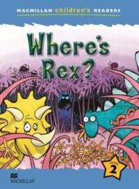 Книга Where's Rex?