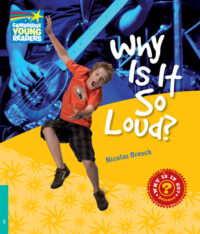 Книга Why is it so loud?