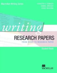 Книга Writing Research Papers: From Essay to Research Paper