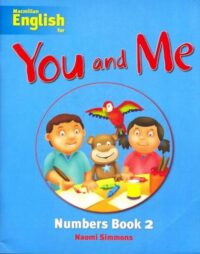 Книга You and Me 2 Numbers Book