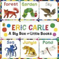 Набор книг Eric Carle: A Big Box of Little Books