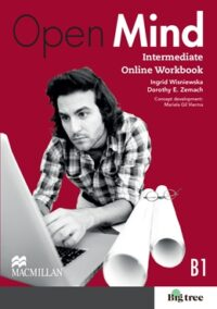 Онлайн продукт Open Mind British English Intermediate Online Workbook