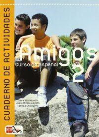 Рабочая тетрадь Aula Amigos 2 Cuaderno de actividades