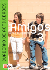 Рабочая тетрадь Aula Amigos 3 Cuaderno de actividades