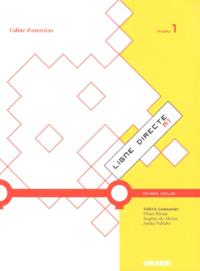 Рабочая тетрадь Ligne Directe 1 Cahier d'exercices avec CD-ROM