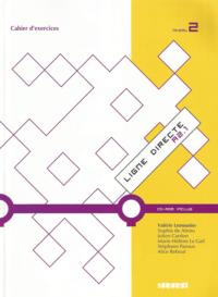 Рабочая тетрадь Ligne Directe 2 Cahier d'exercices avec CD-ROM