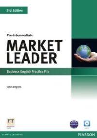 Рабочая тетрадь Market Leader 3rd Edition Pre-Intermediate Practice File with CD