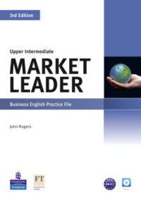 Рабочая тетрадь Market Leader 3rd Edition Upper-Intermediate Practice File with CD