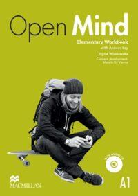 Рабочая тетрадь Open Mind British English Elementary Workbook with key and Audio-CD