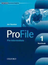 Рабочая тетрадь ProFile 1 Workbook