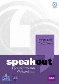 Рабочая тетрадь Speakout Upper-Intermediate Workbook with key and CD