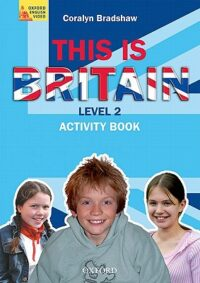 Рабочая тетрадь This is Britain! 2 Activity Book