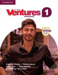 Рабочая тетрадь Ventures 3rd Edition 1 Workbook
