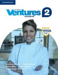 Рабочая тетрадь Ventures 3rd Edition 2 Workbook