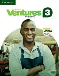 Рабочая тетрадь Ventures 3rd Edition 3 Workbook