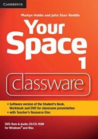Ресурсы для интерактивной доски Your Space 1 Presentation Plus DVD-ROM with Teacher's Resource Disc