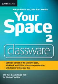 Ресурсы для интерактивной доски Your Space 2 Presentation Plus DVD-ROM with Teacher's Resource Disc