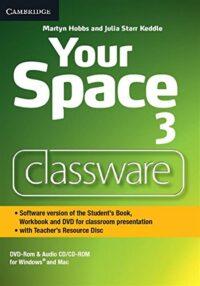 Ресурсы для интерактивной доски Your Space 3 Presentation Plus DVD-ROM with Teacher's Resource Disc