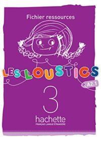 Ресурсы для учителя Les Loustics 3 Fichier ressources