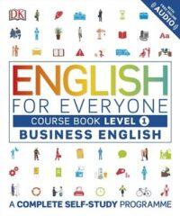 Учебник English for Everyone: Business English 1 Course Book