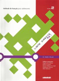 Учебник Ligne Directe 2 Méthode de Français — Livre de l'élève avec CD audio