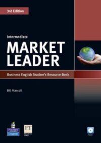 Учебник Market Leader 3rd Edition Intermediate Coursebook with DVD-ROM