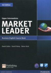 Учебник Market Leader 3rd Edition Upper-Intermediate Coursebook with DVD-ROM