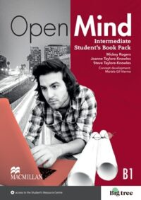 Учебник Open Mind British English Intermediate Student's Book Pack