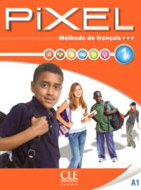 Учебник Pixel 1 Méthode de Français — Livre de l'élève avec DVD-ROM