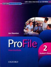 Учебник ProFile 2 Student's Book with CD-ROM