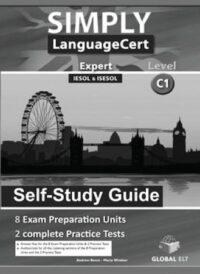 Учебник Simply LanguageCert C1 Self-Study Edition