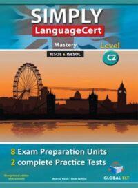 Учебник Simply LanguageCert C2 Self-Study Edition