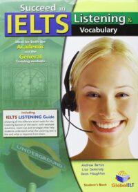 Учебник Succeed in IELTS: Listening and Vocabulary Self-Study Edition