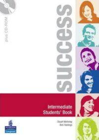 Учебник Success Intermediate Student's Book with CD-ROM
