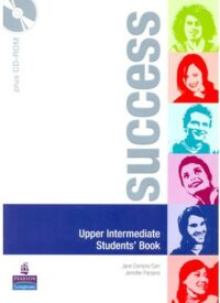 Учебник Success Upper-Intermediate Student's Book with CD-ROM