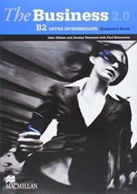 Учебник The Business 2.0 B2 Upper-Intermediate Student's Book with eWorkbook